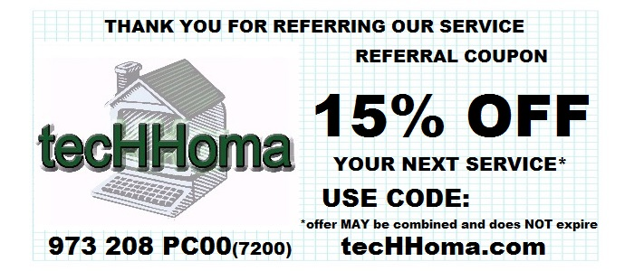Referral Coupon Web Page Template